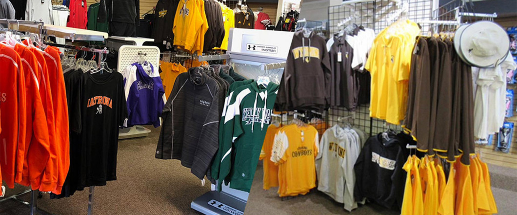 All school booster apparel for NCHS, KWHS, GHS, WYOMING 20% off.